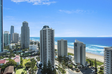 Recently Sold Unit 2104 'Surfers Century' 5 Enderley Avenue, SURFERS PARADISE, 4217, Queensland