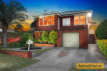 Recently Sold 47 Highclere Avenue, BANKSIA, 2216, New South Wales
