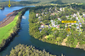 Recently Sold 10 Anglers Parade, FISHERMANS PARADISE, 2539, New South Wales