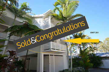 Recently Sold Unit 201 Coral Apartments, 9-11 Blake St, PORT DOUGLAS, 4877, Queensland