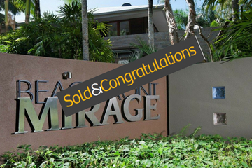 Recently Sold Lot 39 Beachfront Mirage Drive, PORT DOUGLAS, 4877, Queensland