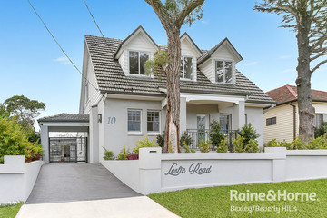 Recently Sold 10 Leslie Road, BEXLEY, 2207, New South Wales