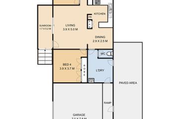 Recently Sold 64 Stuart Street, MOUNT LOFTY, 4350, Queensland