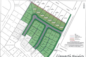 Recently Sold Lot 5 Westbourne Drive, LLANARTH, 2795, New South Wales