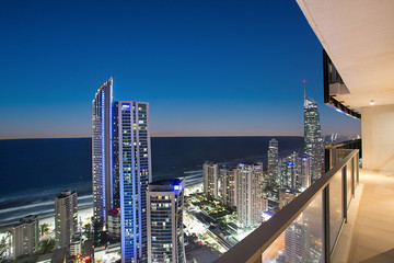 Recently Sold Unit 2501 'Circle on Cavil' 9 Ferny Avenue, SURFERS PARADISE, 4217, Queensland