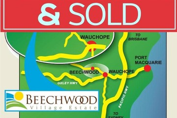 Recently Sold Lot 225 Stanley Drive, BEECHWOOD, 2446, New South Wales