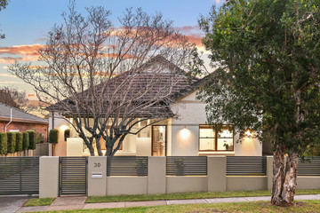 Recently Sold 30 Frederick Street, CONCORD, 2137, New South Wales