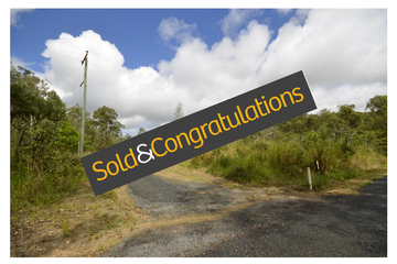 Recently Sold 911 EULUMA CREEK ROAD, JULATTEN, 4871, Queensland