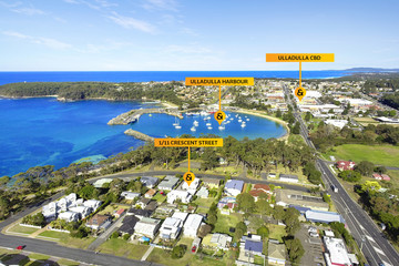 Recently Sold 1/11 Crescent Street, ULLADULLA, 2539, New South Wales
