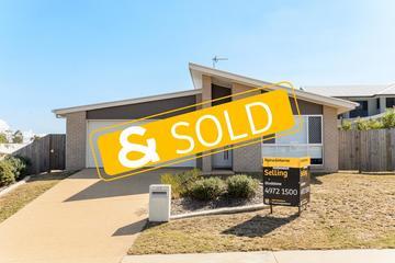 Recently Sold 63 Daintree Boulevarde, NEW AUCKLAND, 4680, Queensland