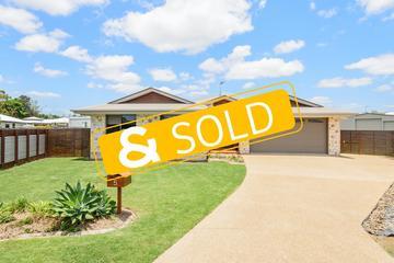 Recently Sold 5 Stockbridge Court, CALLIOPE, 4680, Queensland