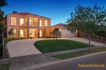 Recently Sold 8 View Park Circuit, NARRE WARREN SOUTH, 3805, Victoria