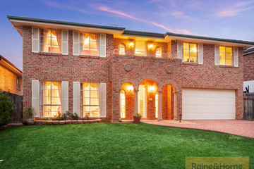 Recently Sold 23 Fernleaf Cres, BEAUMONT HILLS, 2155, New South Wales