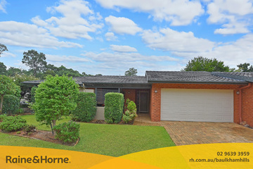 Recently Sold 76 Fairhaven Circuit, BAULKHAM HILLS, 2153, New South Wales