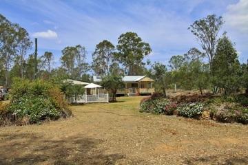 Recently Sold 1614 Memerambi Barkers Crk Rd, WATTLE CAMP, 4615, Queensland