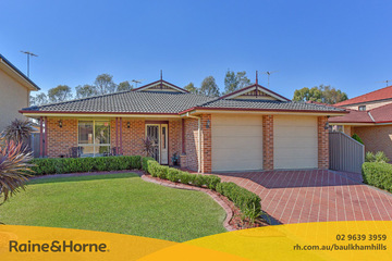 Recently Sold 15 Farrier Way, KELLYVILLE RIDGE, 2155, New South Wales