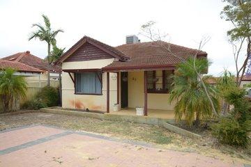 Recently Sold 48 Pitt Street, ST JAMES, 6102, Western Australia