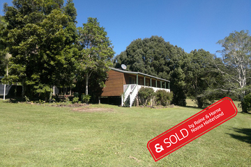 Recently Sold 201 Uhlmanns Road, FEDERAL, 4568, Queensland