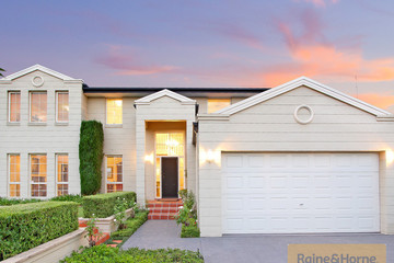 Recently Sold 6 Fingleton Close, ROUSE HILL, 2155, New South Wales