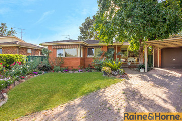 Recently Sold 20 Cunningham Place, SOUTH WINDSOR, 2756, New South Wales