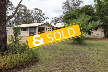 Recently Sold 400 Gladstone-Monto Road, CALLIOPE, 4680, Queensland