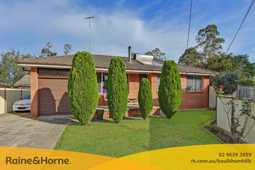 Recently Sold 7 Luke Place, ROOTY HILL, 2766, New South Wales