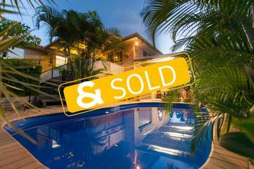 Recently Sold 8 Geoffrey Thomas Drive, TANNUM SANDS, 4680, Queensland