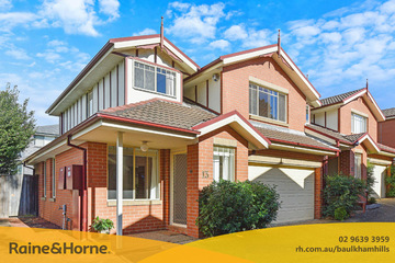 Recently Sold 13/10a Edward St, BAULKHAM HILLS, 2153, New South Wales