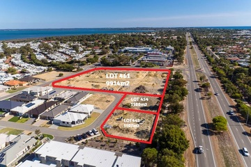 Recently Sold Corner Old Coast Road and Oakleigh Drive, ERSKINE, 6210, Western Australia