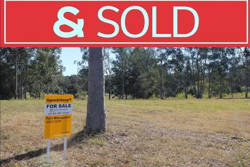 Recently Sold Lot 201 Beechwood Road, BEECHWOOD, 2446, New South Wales