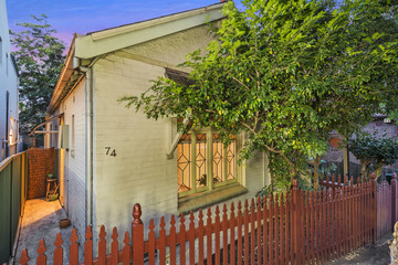 Recently Sold 74 Watkin Street, NEWTOWN, 2042, New South Wales
