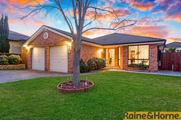 Recently Sold 23 Stanford Circuit, ROUSE HILL, 2155, New South Wales