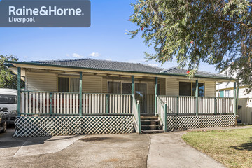 Recently Sold 10 Wilberforce Street, ASHCROFT, 2168, New South Wales
