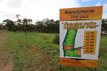 Recently Sold Lot 101 Eucalyptus Drive, COULTA, 5607, South Australia