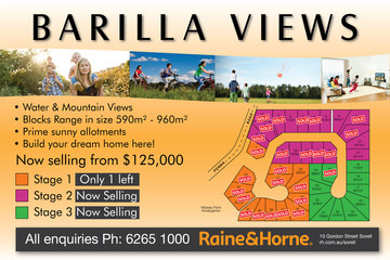 Recently Sold Lot 29 136 Penna Road, MIDWAY POINT, 7171, Tasmania