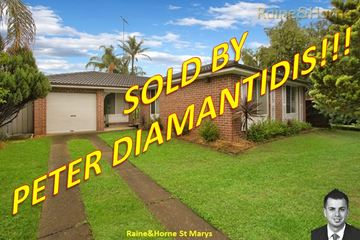 Recently Sold 137 Banks Drive, ST CLAIR, 2759, New South Wales