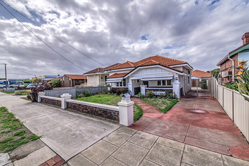 Recently Sold 484 Charles Street, NORTH PERTH, 6006, Western Australia