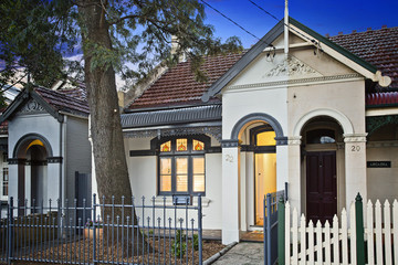 Recently Sold 22 Henry Street, LEWISHAM, 2049, New South Wales