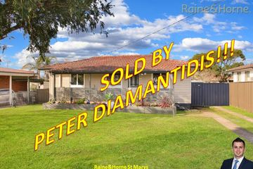 Recently Sold 8 Pinang Place, WHALAN, 2770, New South Wales