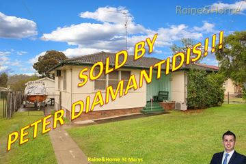 Recently Sold 62 Oleander Road, NORTH ST MARYS, 2760, New South Wales