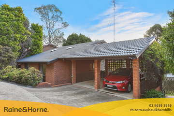 Recently Sold 38 Marie Street, CASTLE HILL, 2154, New South Wales
