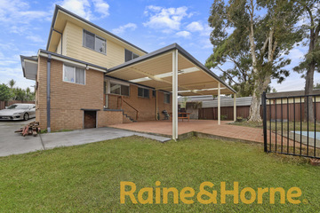 Recently Sold 33 Sheba Crescent, SOUTH PENRITH, 2750, New South Wales