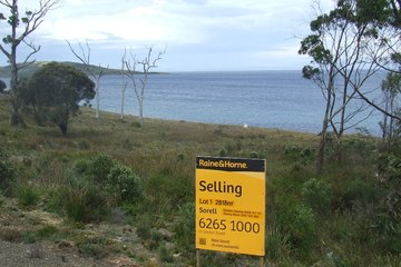 Recently Sold Lot 1 White Beach Road, WHITE BEACH, 7184, Tasmania