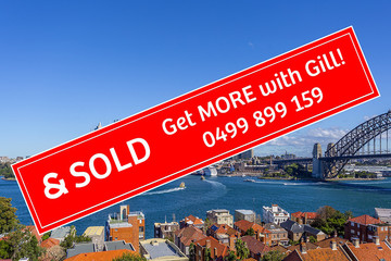 Recently Sold 2/5-7 Peel Street, KIRRIBILLI, 2061, New South Wales