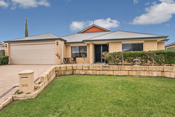 Recently Sold 23 Woodstock Turn, RAVENSWOOD, 6208, Western Australia
