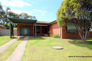 Recently Sold 65 Shiraz Street, MUSWELLBROOK, 2333, New South Wales