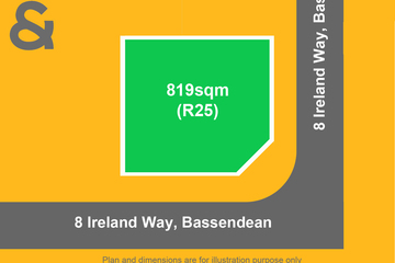 Recently Listed 8 Ireland Way, BASSENDEAN, 6054, Western Australia