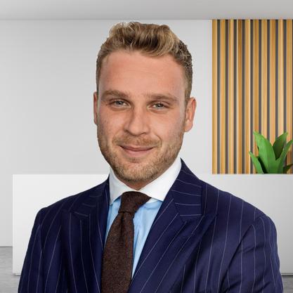 Dion Markovics - Licensed Real Estate Agent