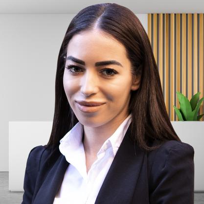 Elise Bertagno - Personal Assistant To Sam Karatasas