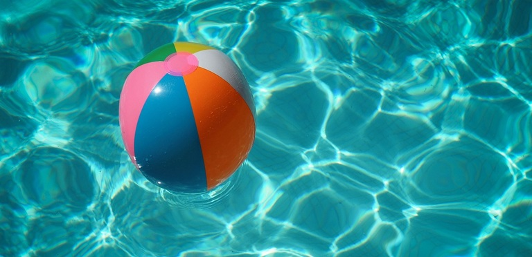 What are some backyard pool security tips that will keep my children safe this summer?
